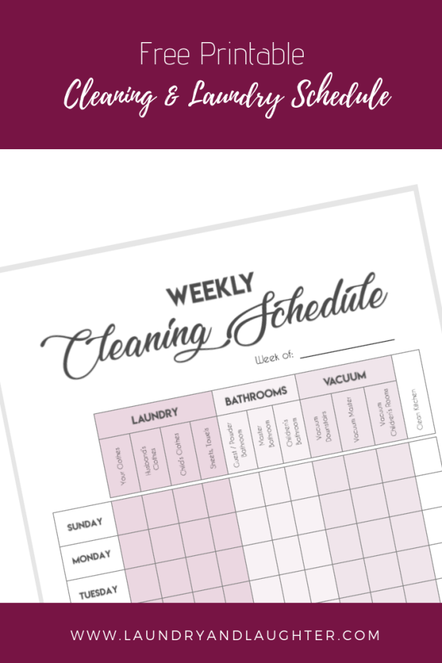 Cleaning-Schedule-Pinterest-Graphic